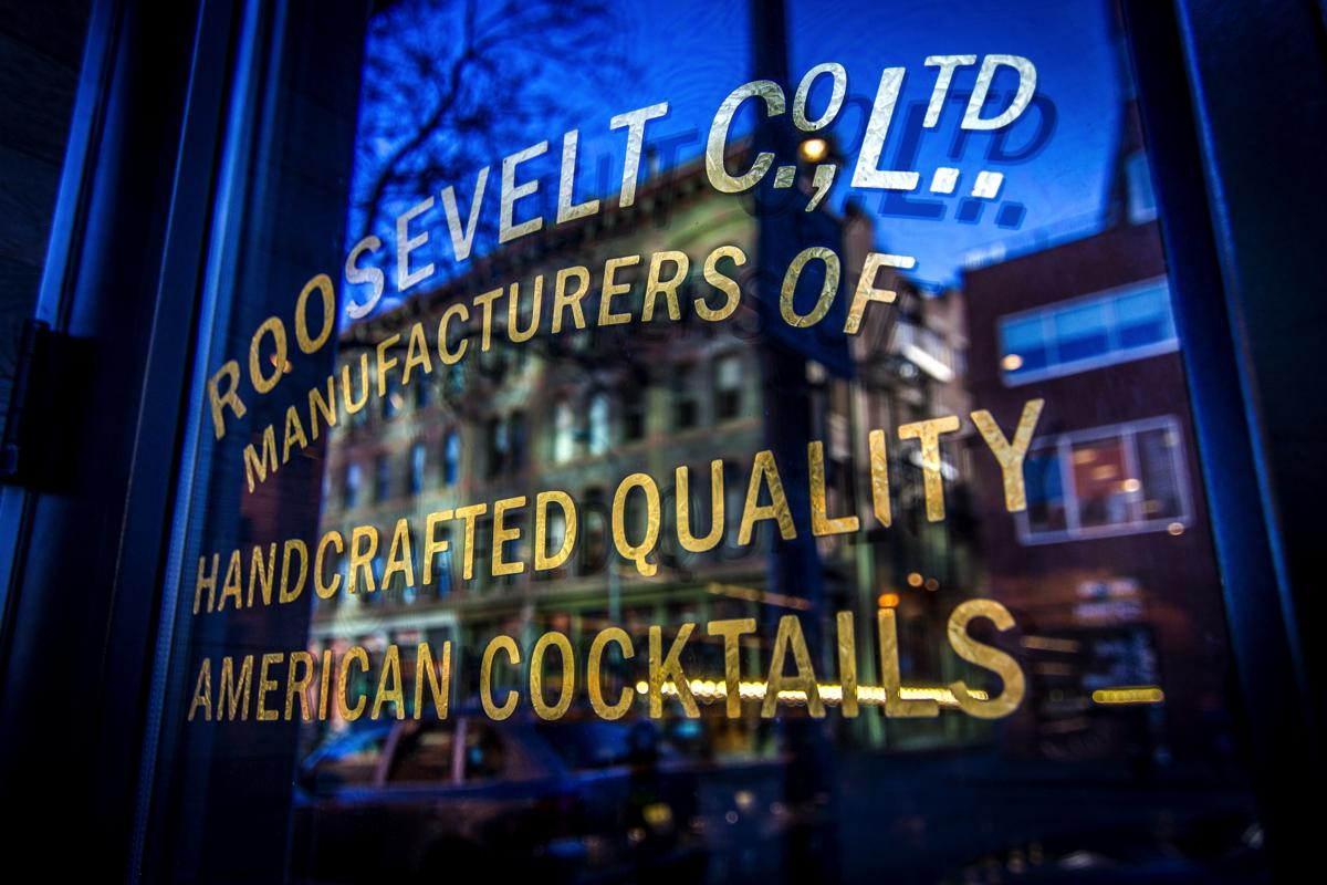 Treat Your Dad to the Finest Spirits and Cocktails at Roosevelt