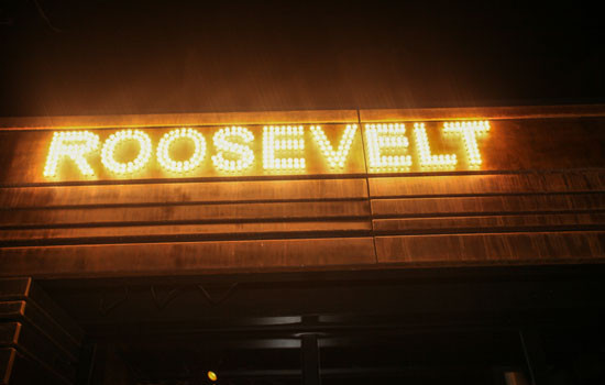 3 finely combined elements that make Roosevelt a unique bar