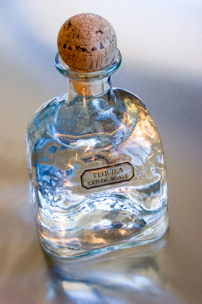 !00% Agave Tequila